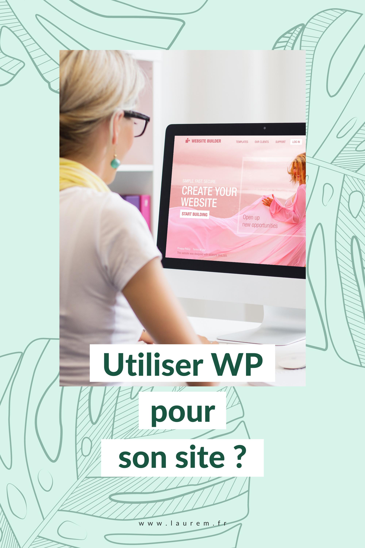 WordPress est-il vraiment le meilleur choix pour créer son propre site internet? Je te dévoile tout dans cet article.
