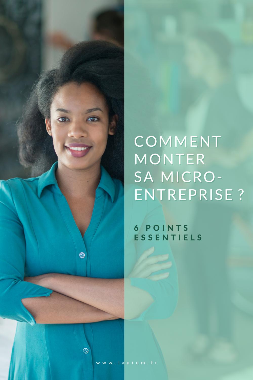 Tu rêves de monter ta micro-entreprise? Devenir auto-entrepreneure, ce n'est pas si compliqué, et je te le prouve dans cet article.