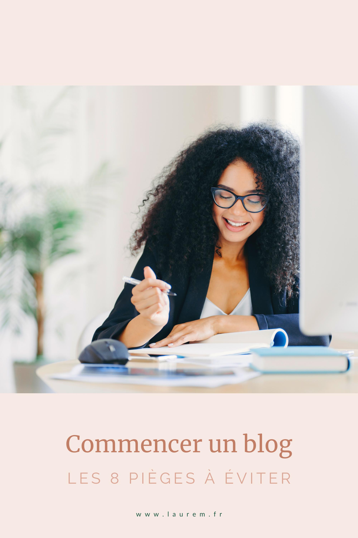 Dans cet article spécial débutantes, je te dévoile ce qu'il ne faut surtout pas quand on veut commencer un blog!
