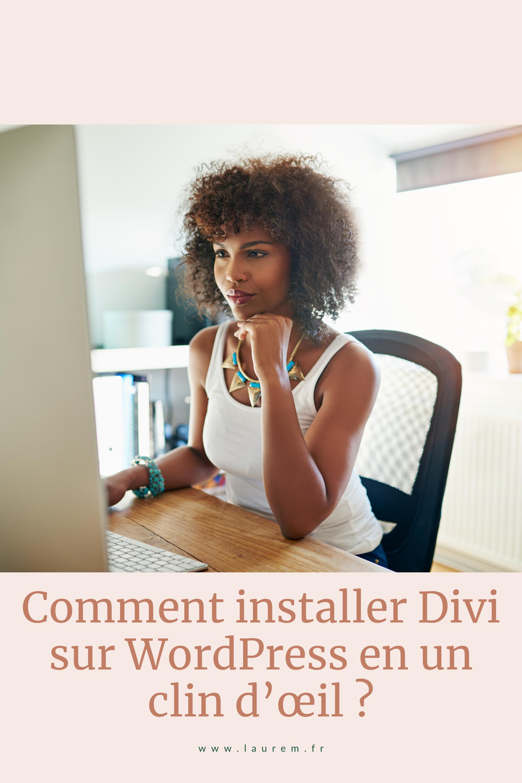 Pour construire votre site avec Divi le thème star d'Elegant Theme, suivez ce petit guide pour installer Divi sans difficulté.